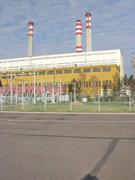 Opatovice Power Plant